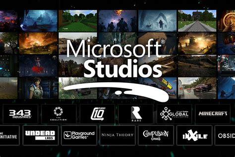 microsoft studio microsoft studios just got a new website