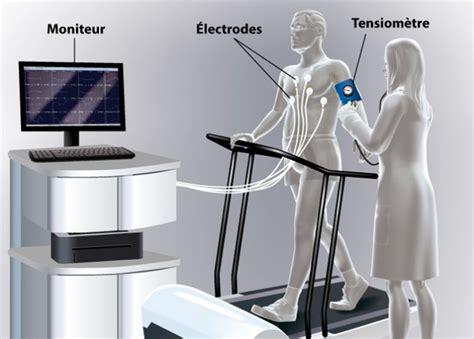 test d effort cardiaque clinique chatillon