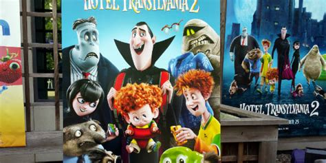 'Hotel Transylvania 2': Sweet, But With a Little Fang ...