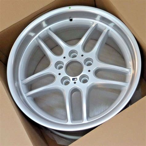 Bmw M Parallel by Bmw Oem E39 5 Series Style 37 M Parallel Spoke 18