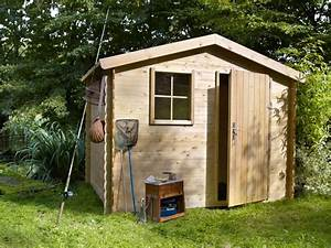 Abri De Jardin Bois Solde : comment installer un abri de jardin castorama ~ Melissatoandfro.com Idées de Décoration