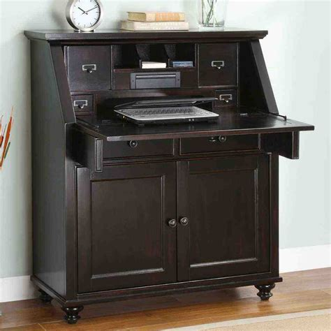 Small Secretary Desks For Small Spaces Home Furniture Design