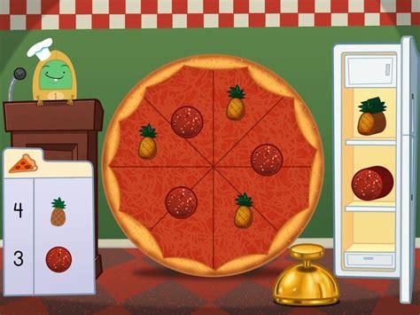 addition 1 10 pizza education 750 | addition pizza 1 10