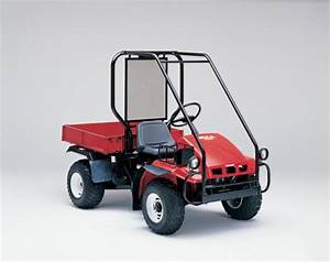 Kawasaki Kaf300 Mule 500 Utv Service Repair Workshop Manual