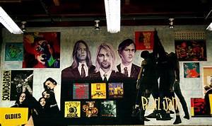 Nirvana Pearl Jam Soundgarden Tower Records Seattle Mus