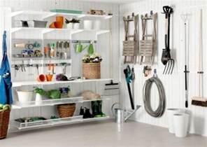 Storage Shed Organization Ideas Shelving