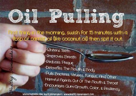 coconut oil pulling ideas  pinterest