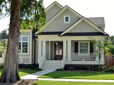 home plans for small lots lake house plans narrow lot craftsman bungalow narrow lot