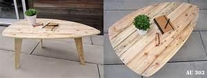 Pied Table Scandinave : table basse palette esprit scandinave au 303 home deco ~ Teatrodelosmanantiales.com Idées de Décoration