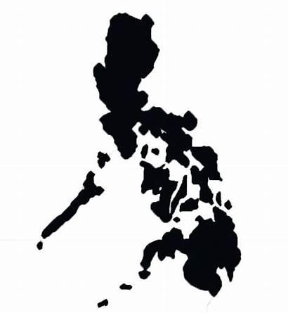 Philippines Map Clipart Regons Philippine Svg Graphic