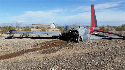 Boat Junk Yard Alabama by Pilot Uninjured After Crash Landing In Havasu Heights
