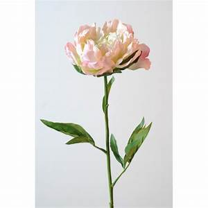 Rose Blanche Artificielle : pivoine blanche artificielle prix achat vente en ligne ~ Teatrodelosmanantiales.com Idées de Décoration