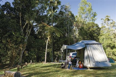 5 Of The Best Spots To Camp With
