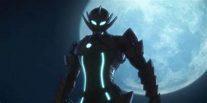 Ultraman Bemular Netflix Anime Godzilla Rangers Gundam