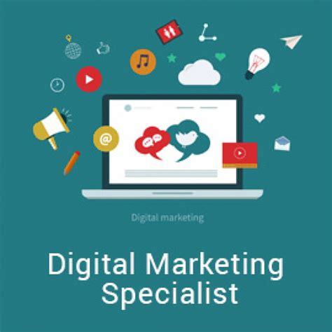 Digital Marketing Specialist by Digital Marketing Specialist