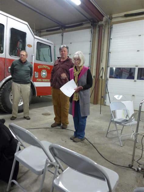 killington presents public safety building plans