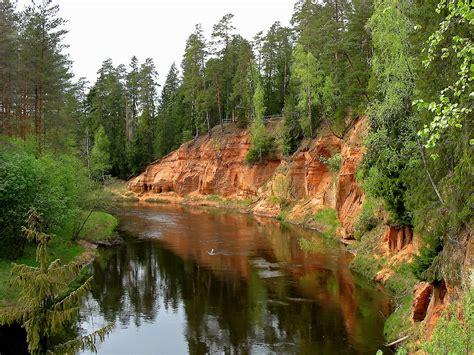 TOP 10 dabas takas Latvijā šajā rudenī | VIASMS.LV