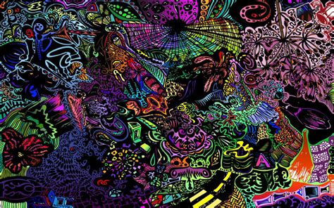 Trippy Weed Wallpapers High Resolution