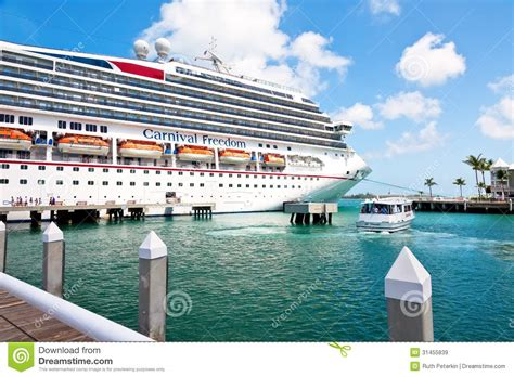 Carnival Freedom Editorial Stock Image. Image Of Tropical - 31455839
