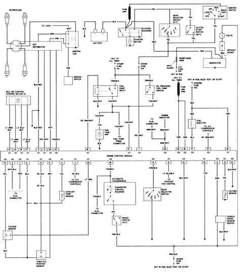 92 Mustang Heater Blower Wire Diagram by Where Can I Find 1994 Chevrolet Factory Electrical Wiring