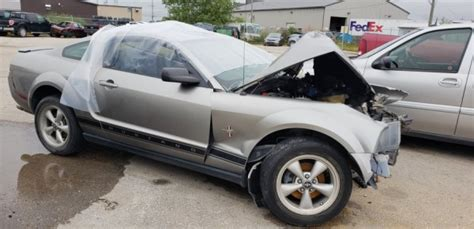 ford mustang  sale  winnipeg mb salvage cars