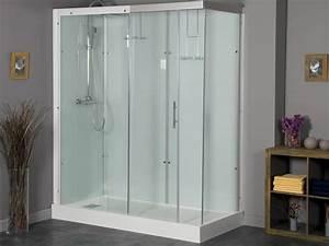 Barre De Douche Leroy Merlin : comment installer un rideau de douche maison design ~ Dailycaller-alerts.com Idées de Décoration