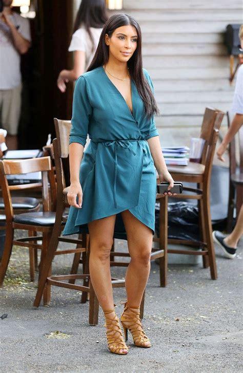 30 Most Stylish Kim kardashianu0026#39;s Outfits Ablazing Social Media