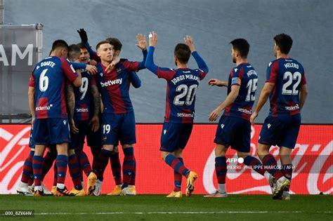 Resultado del partido Real Madrid vs Levante por La Liga ...