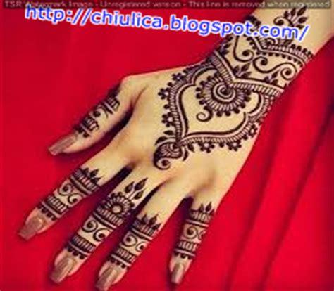 Henna Pengantin Yang Simple Makedes Com Makeup Looks Ideas Trends