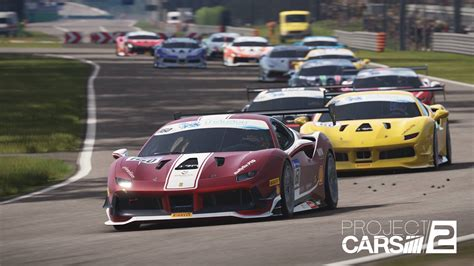 Project Cars 2 Patch 50 Now Available On Pc, Includes