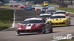 Ferrari 488 Challenge : project cars 2 patch 5 0 now available on pc includes free ferrari 488 challenge ~ Medecine-chirurgie-esthetiques.com Avis de Voitures