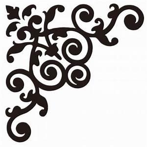 304078 Moosgummistempel-Ornament-Ecke-15x15-cm xxl jpg