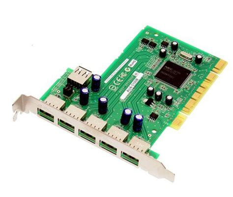 usb  nec chip adaptec usb card pci  port usbgear