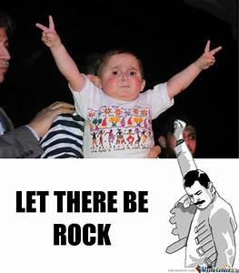 Rock Baby by trisha94 - Meme Center