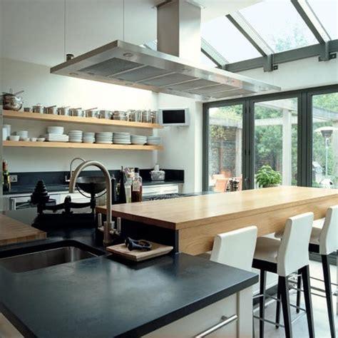 designing of kitchen modern breakfast bar kitchen diner kitchen ideas 3309