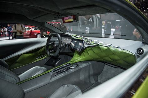 ds  tense concept top speed
