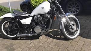 85 Honda Shadow 700 Bobber