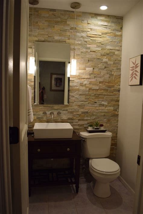 Half Bathroom Remodel Ideas by Our Article Feature For The Bathroom Remodel Came Out On