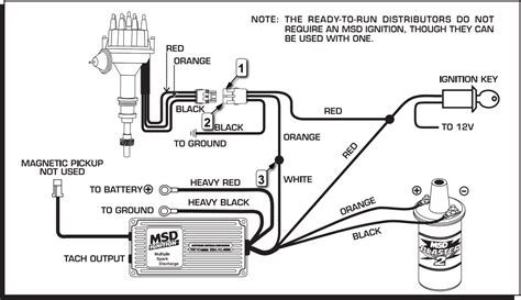 msd distributor question ford muscle forums ford