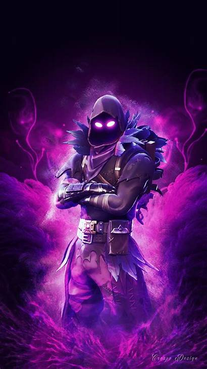 Fortnite Wallpapers Skin Galaxy Backgrounds Raven Fortnitebr