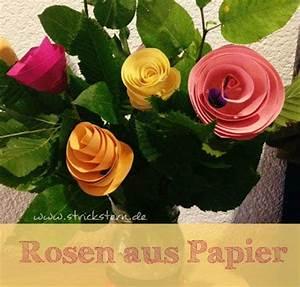Rosen Aus Papier : strau aus papierrosen handmade kultur ~ Frokenaadalensverden.com Haus und Dekorationen