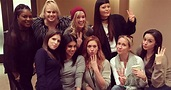 Pitch Perfect 3 Cast Reunites in First Photo as Shooting ...