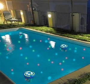 Color Changing Floating Pool Lights Go Everywhere Swimming Pool Light Show