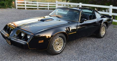 New Smokey And The Bandit Car by 1979 Pontiac Firebird Trans Am Smokey And The Bandit Car