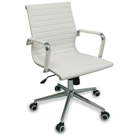 desk chair with wheels new white modern ribbed office chair with specialized
