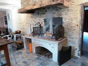 cheminee cuisine sarl goursaud pierre With cheminee de cuisine photo