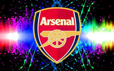 Black And Blue Background Hd Arsenal Fc Logo Wallpapers Barbaras Hd Wallpapers