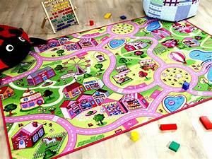 Teppich Kinderzimmer Rosa : teppich kinder haus deko ideen ~ A.2002-acura-tl-radio.info Haus und Dekorationen
