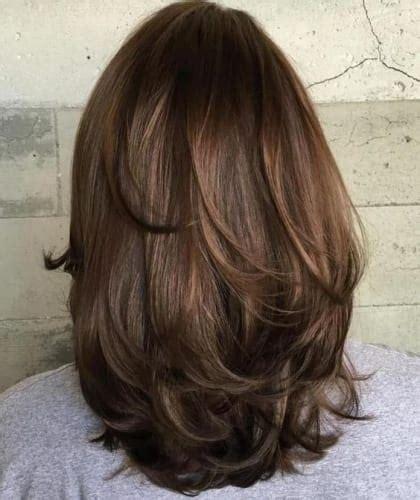 gorgeous medium length haircuts  thick hair