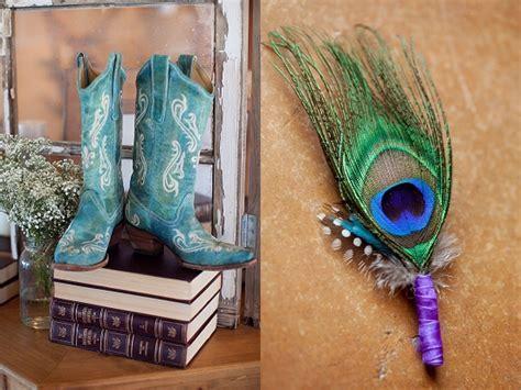 Purple And Turquoise Wedding Ideas